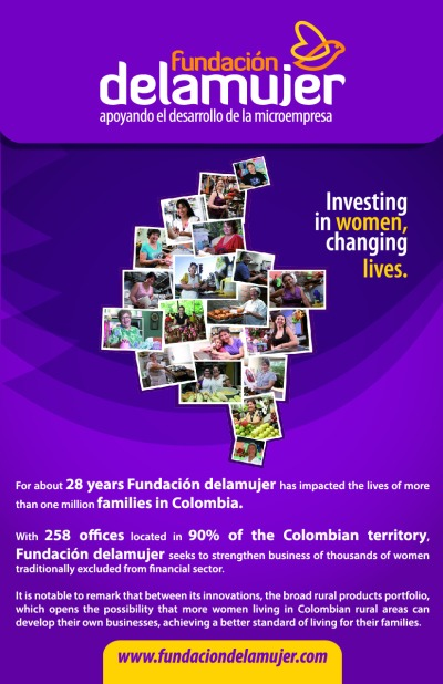 Fundación delamujer - Investing in women, changing lives